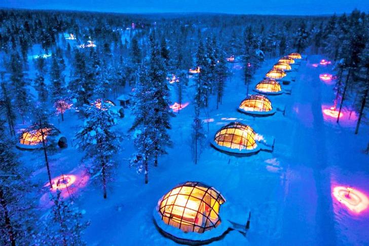 Topul celor mai atractive statiuni ecologice pe timp de iarna - Topuri