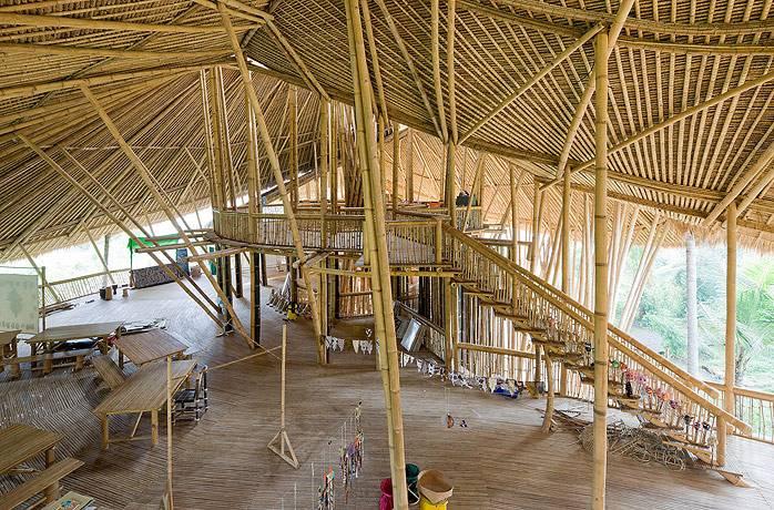 Scoala Verde Bali Indonezia Proiecte Eco