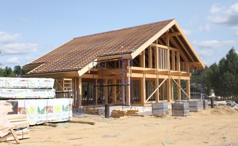 Proiect Casa Din Lemn.Cerere Oferta Arhitectura Casa Lemn Lamelar