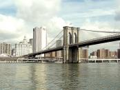 arhitectura brooklyn bridge