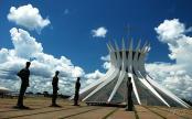 arhitectura cathefral of brasilia