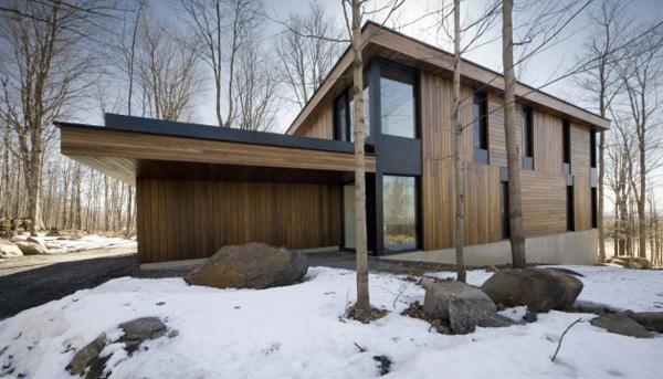 Cabane Din Lemn Quebec Proiecte Case