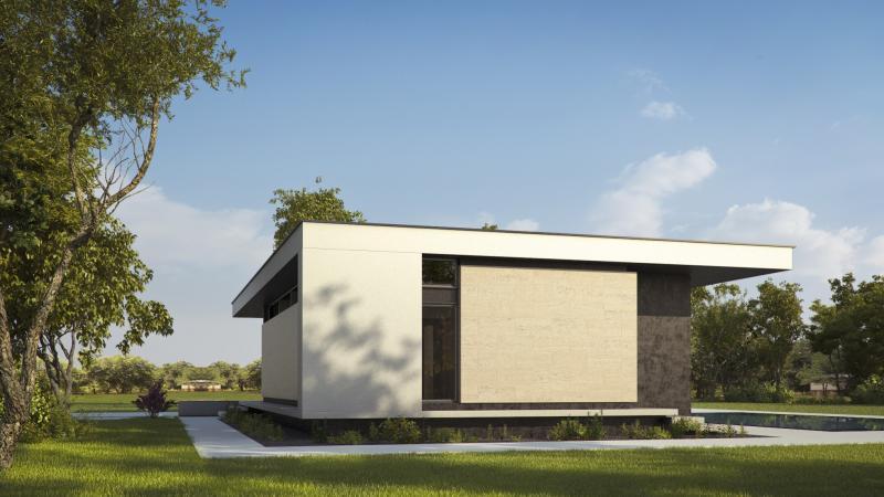 Casa farm house proiecte case parter case parter for Plano casa minimalista 1 planta