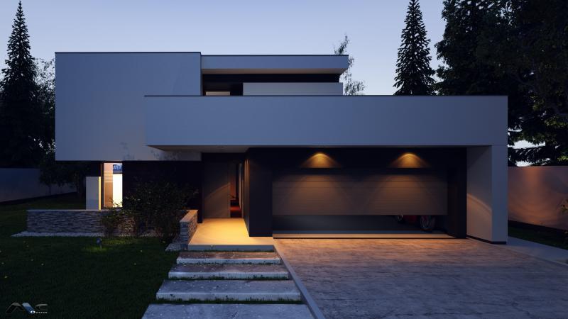 Casa andy proiecte case etaj case cu etaj for Imagini case moderne