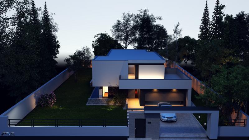 Casa andy proiecte case etaj case cu etaj for Proiecte case cu etaj si terasa