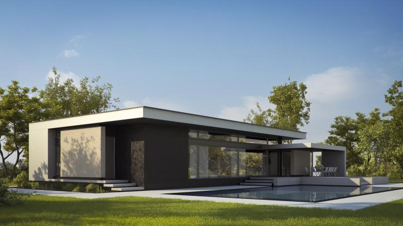 Casa Farm House Proiecte Case Parter on One Story Floor Plan