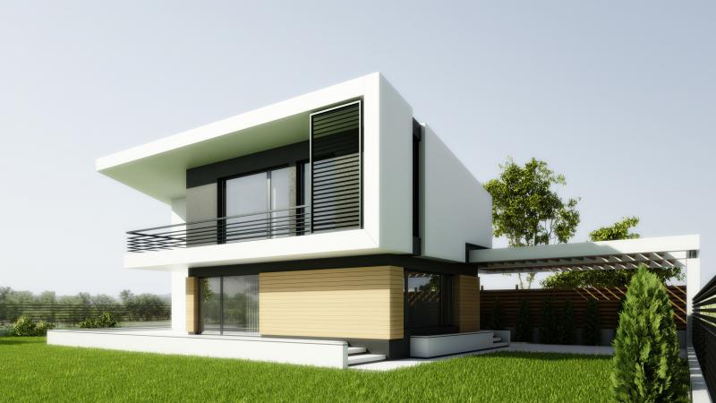 Casa popa proiecte case etaj case cu etaj for Imagini case moderne