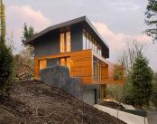 Casa din filmul Twilight. Proiecte case