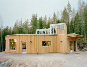 Vila Nyberg, Suedia