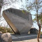 Capela apusului. Mexic