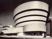 Video. Povestea muzeului Guggenheim-Frank Lloyd Wright