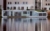 Casa plutitoare Watervilla