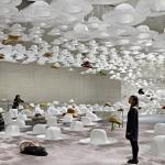 Expozitia de palarii. Akio Hirata