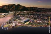 Parcul olimpic 2016. Rio de Janeiro