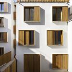 Apartamente sociale. Paris