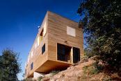 Casa din lemn. Spania