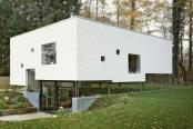 Proiecte case prefabricate. Casa W