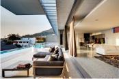 Casa eleganta si moderna din Cape Town