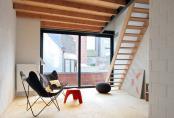 Casa mica din Gelukstraat, Belgia