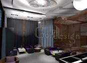 Amenajare cafenea (design interior)