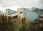 Designul cabanei Lola. Islanda