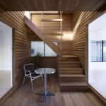 Casa cutiei din lemn. Renovare