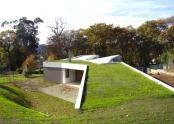 Casa ecologica cu acoperis verde