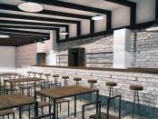 Amenajare Pub - restaurant, Pitesti