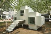Casa Micro. Usor de transportat si asamblat chiar de catre beneficiari