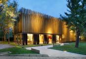 Pavilionul Tales. O scena pentru excelenta in design