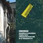CONCURS DE SOLUTII - Amenajarea si consolidarea sediului OAR Bucuresti