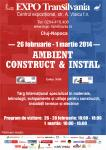 Ambient Construct si Ambient Instal la EXPO Transilvania Cluj-Napoca