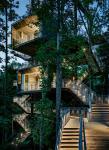 Proiectul Treehouse surprinde frumusetea explorarilor din copilarie