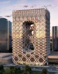 Hotelul City of Dreams din Macau. Zaha Hadid Architects