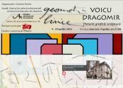 """Art Out va invita la Expozitia de arte plastice """"Geometrii lirice"""" - Voicu Dragomir"""