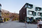 Apartamentele Broadway pentru familiile cu venituri mici din LA