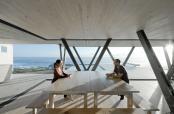 Casa Rambla de pe coasta centrala a statului Chile