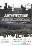 Expoconferinta ARThitecture revine pe 3 Octombrie cu cea de-a doua editie
