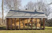 Casa de gradina transformata in casa de vacanta