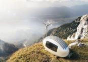 Eco-capsula - O casa mica si ultraportabila