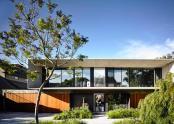 Casa in Melbourne inspirata din modernismul brazilian