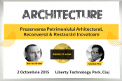 Hall of Fame Architecture Conference&Expo - expozitia unde arhitectii isi pot prezenta proiectele arhitecturale