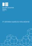 Calitatea spatiului educational reuneste la Bucuresti lideri din educatie si din arhitectura