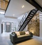 Casa cu mansarda Loft Sixty-Four