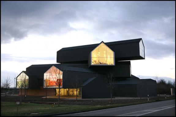 Vitra Haus, Herzog & De Meuron