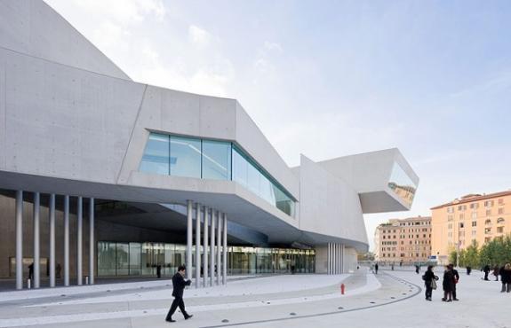 Muzeul national MAXXI