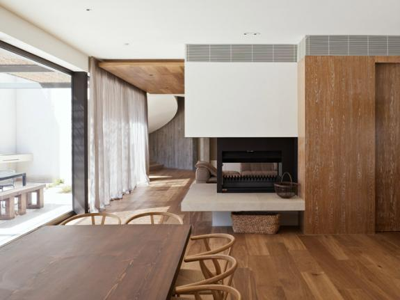 Design interior. Casa Yarra