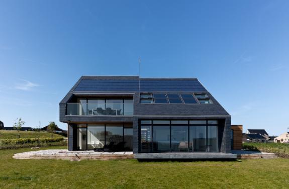 Casa pentru viata. Casele viitorului
