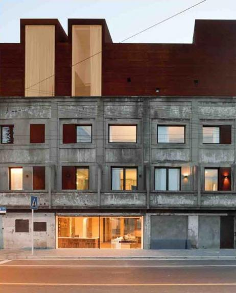 Hotelul Waterhouse