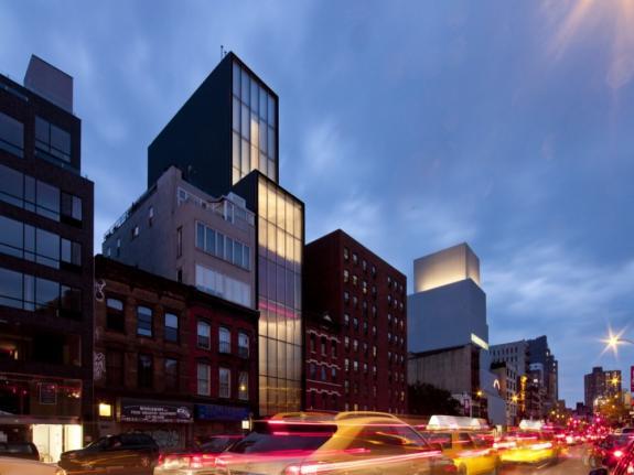 Galeria Sperone Westwater, Foster & Partners